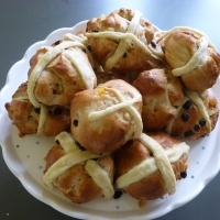 Hot cross buns: Mary Berry or Marks and Spencer?