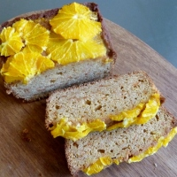 Mary Berry's Carrot and Orange Loaf